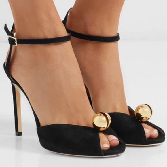 Jimmy Choo Sacora Pearl Sandals